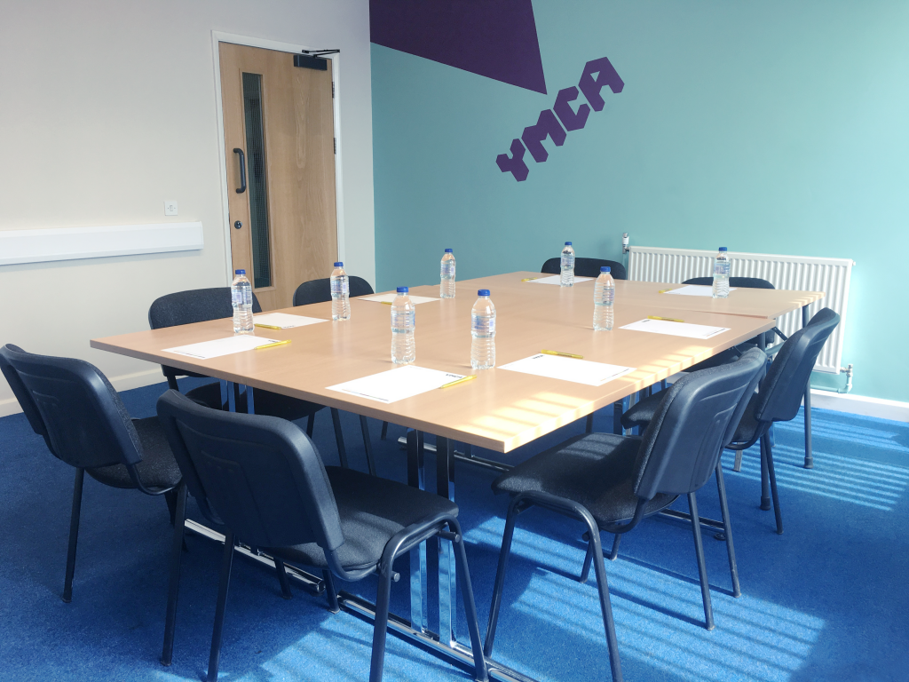 Romilly Room at YMCA Barry.