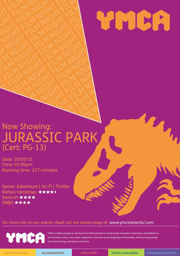 Cinema Night: Jurassic Park